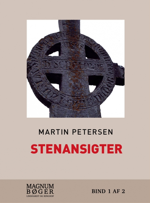 Image of   Stenansigter (storskrift) (Bog)