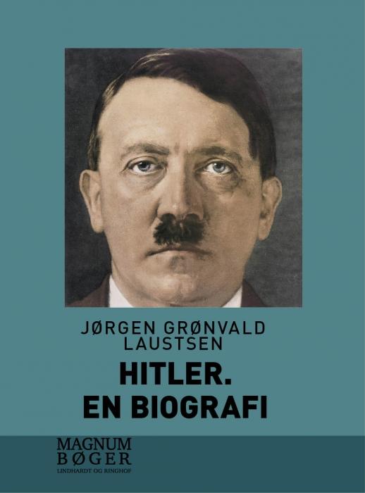 Hitler. En biografi (storskrift) (Bog)