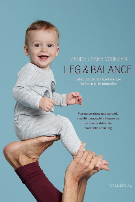 Leg & balance (E-bog)