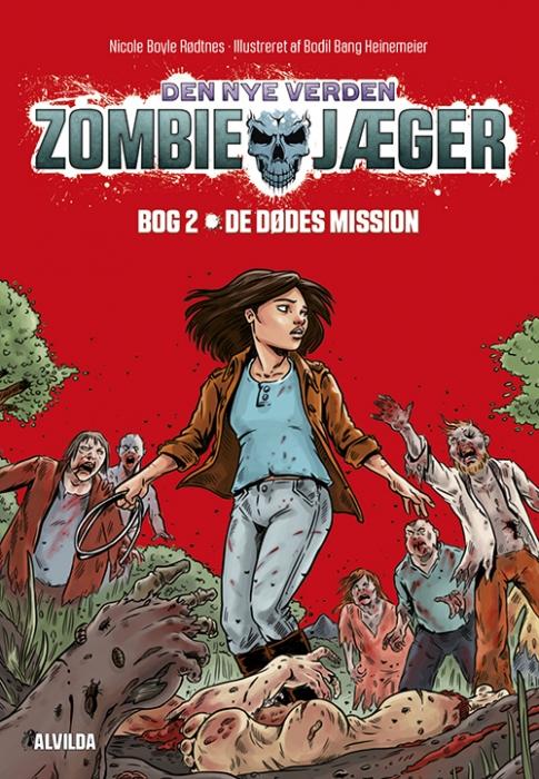 Zombie-jæger - Den nye verden 2: De dødes mission (E-bog)
