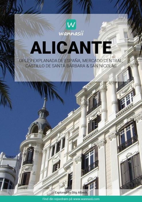 Image of   Alicante (E-bog)