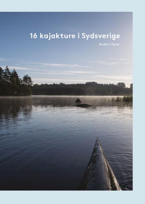 Image of   16 kajakture i Sydsverige (Bog)