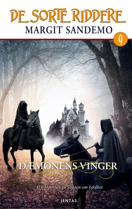 De sorte riddere 9 - Dæmonens vinger (E-bog)