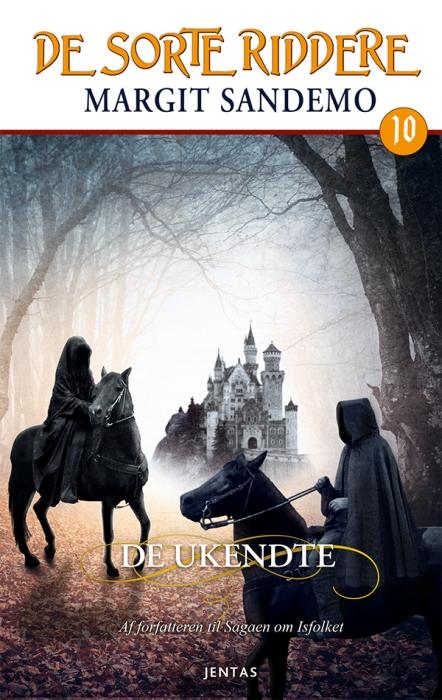 De sorte riddere 10 - De ukendte  (E-bog)