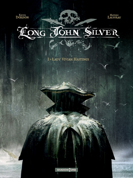 Long John Silver 1 - Lady Vivian Hastings (Bog)