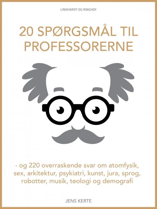 Image of   20 spørgsmål til professorerne (E-bog)