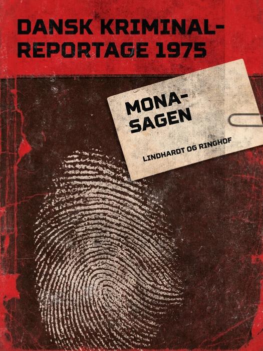 Mona-sagen (E-bog)