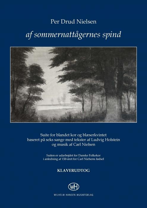 Image of   Af sommernattågernes spind (Klaverudtog) (E-bog)