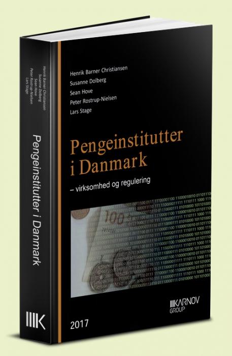 Pengeinstitutter i Danmark (Bog)