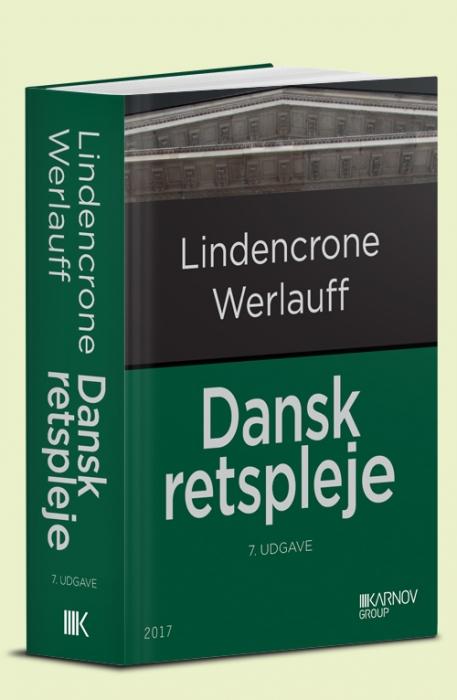 Dansk retspleje (Bog)