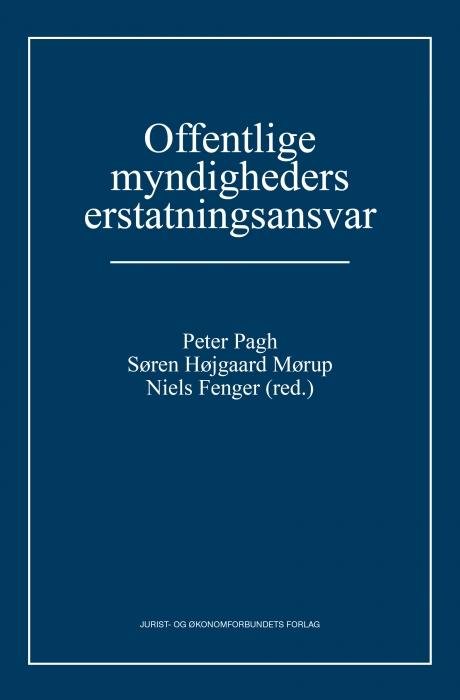 Offentlige myndigheders erstatningsansvar (Bog)