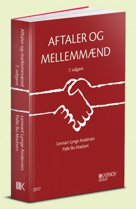 Image of   Aftaler og mellemmænd (Bog)