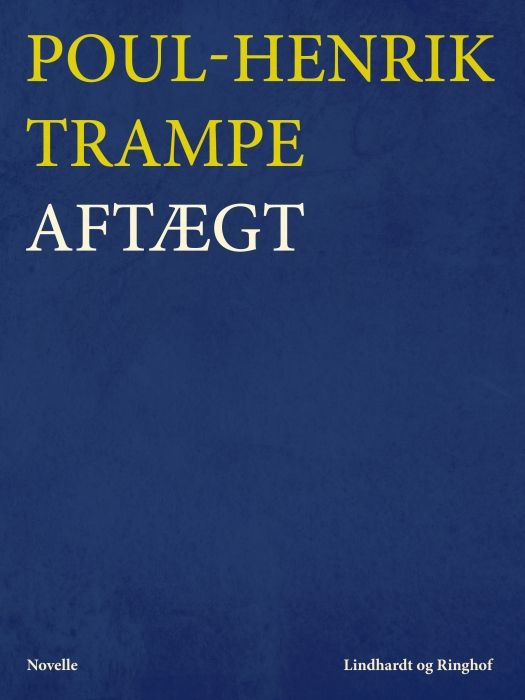 Image of   Aftægt (E-bog)