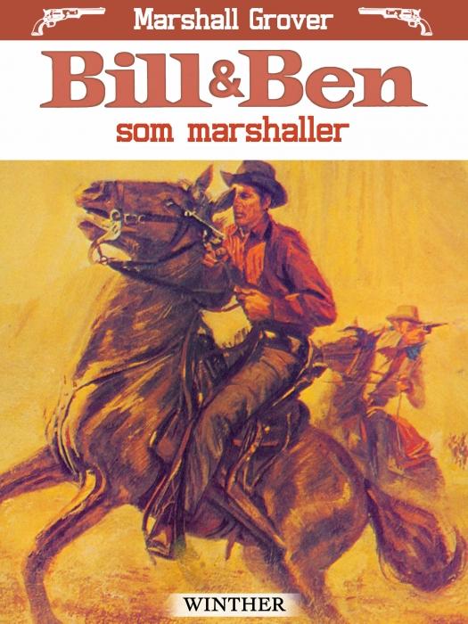 Bill og Ben som marshaller (E-bog)