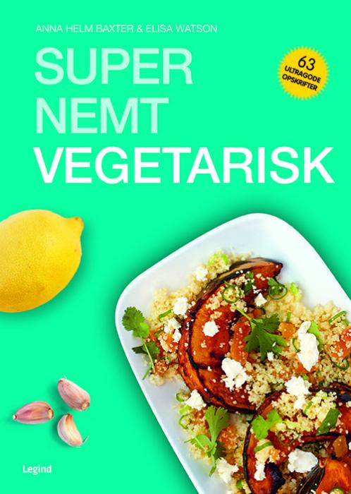 Supernemt vegetarisk (Bog)