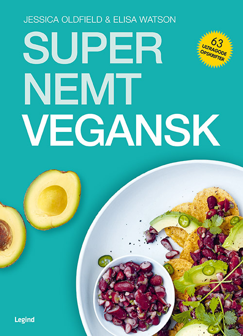 Supernemt vegansk (Bog)