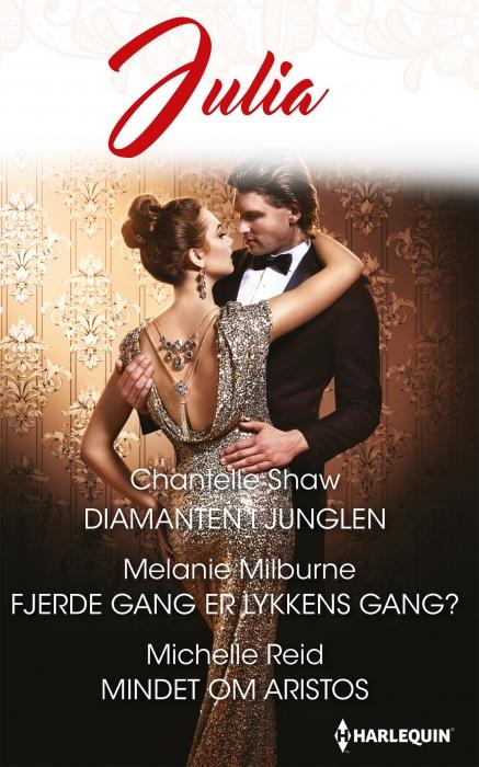 Diamanten i junglen/Fjerde gang er lykkens gang?/Mindet om Aristos (E-bog)