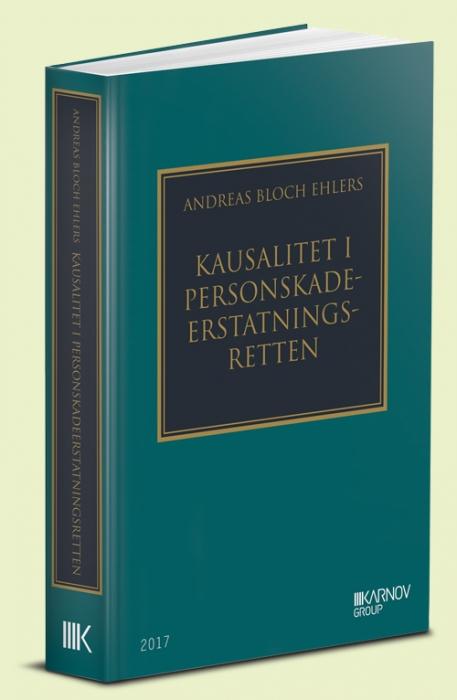 Kausalitet i personskadeerstatningsretten (Bog)