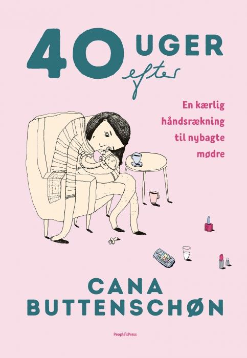 Image of   40 uger efter (Bog)