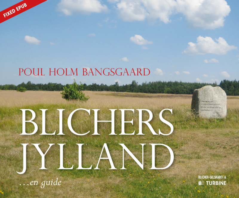 Image of   Blichers Jylland (E-bog)