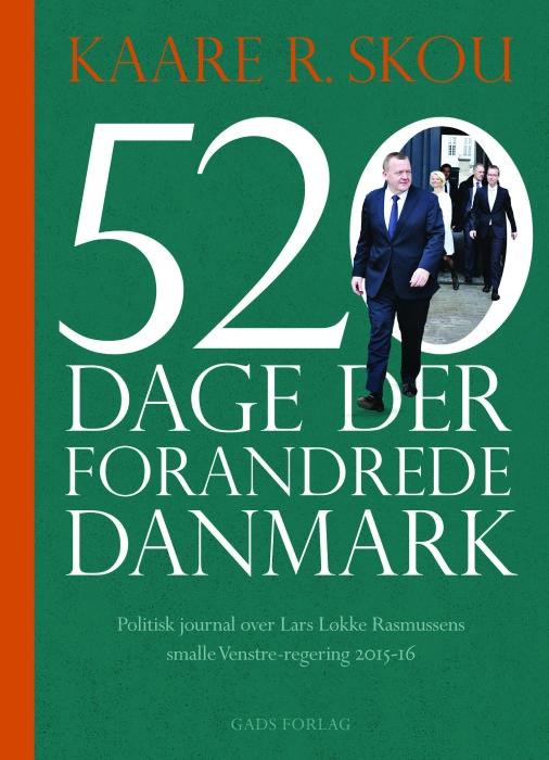 Image of   520 dage der forandrede Danmark (E-bog)