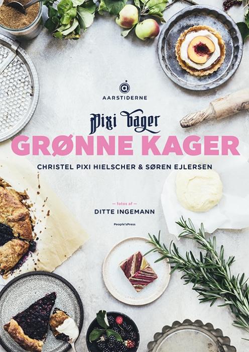 Pixi bager grønne kager (Bog)
