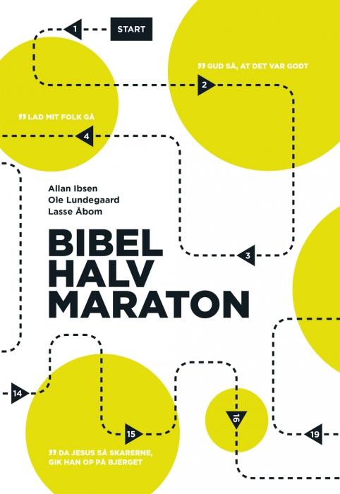 Image of   Bibelhalvmaraton (Bog)