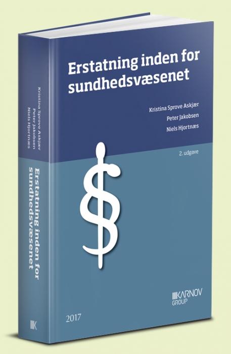 Image of   Erstatning inden for sundhedsvæsenet (Bog)