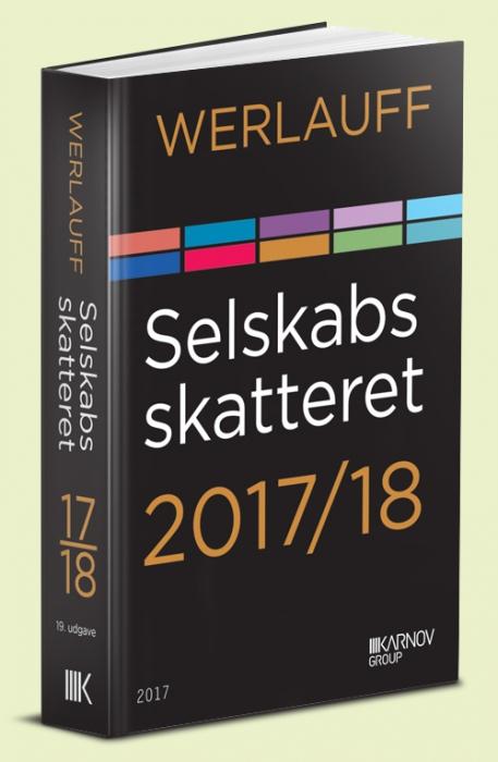 Selskabsskatteret 2017/18 (Bog)