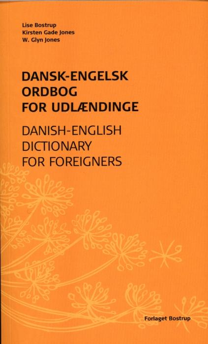 Dansk-engelsk ordbog for udlændinge (Bog)