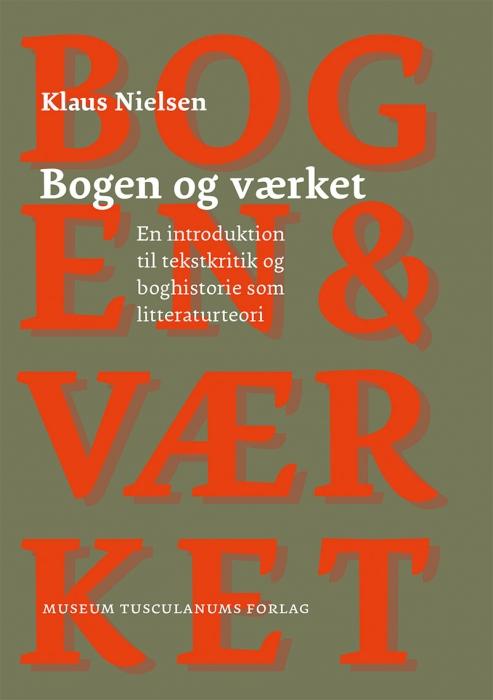 Image of   Bogen og værket (Bog)