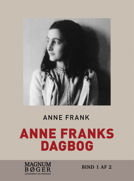 Image of   Anne Franks Dagbog (storskrift) (Bog)