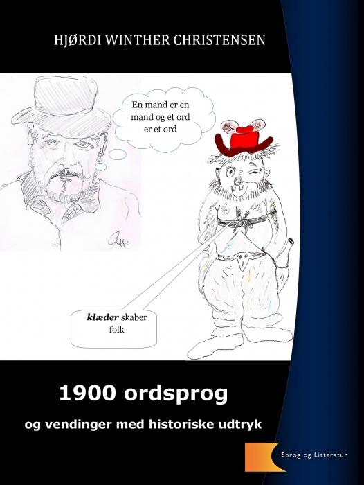 Image of   1900 ordsprog og vendinger - historiske udtryk (E-bog)