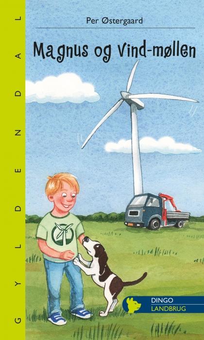 Magnus og vind-møllen (E-bog)