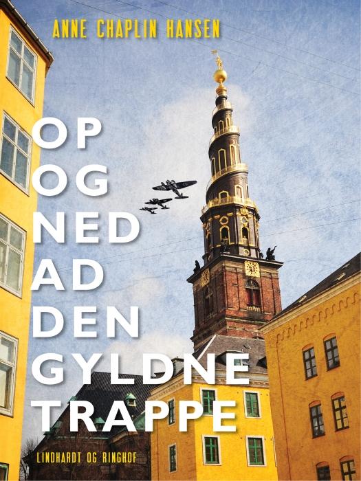 Image of Op og ned ad den gyldne trappe (E-bog)