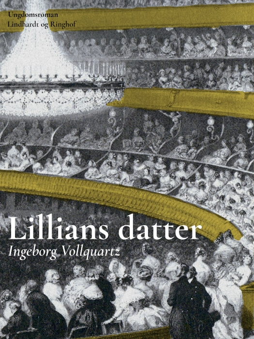 Lillians datter (E-bog)