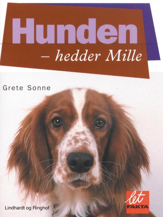 Hunden - hedder Mille (E-bog)