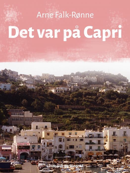 Det var på Capri (E-bog)