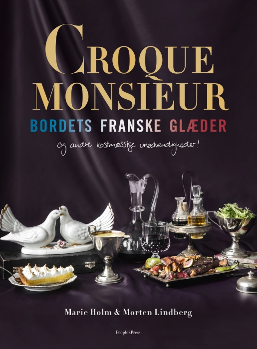 Croque Monsieur (E-bog)