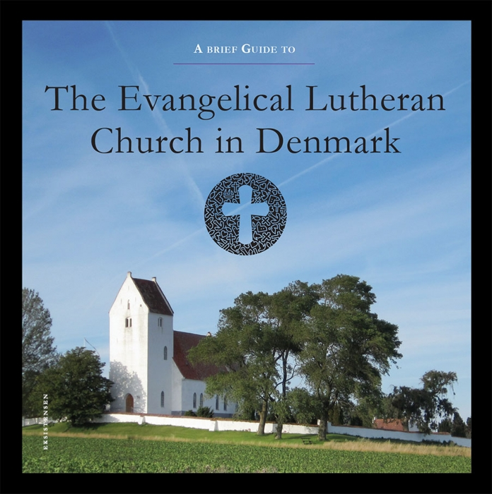 Image of   A Brief Guide to the Evangelical Lutheran Church in Denmark (E-bog)
