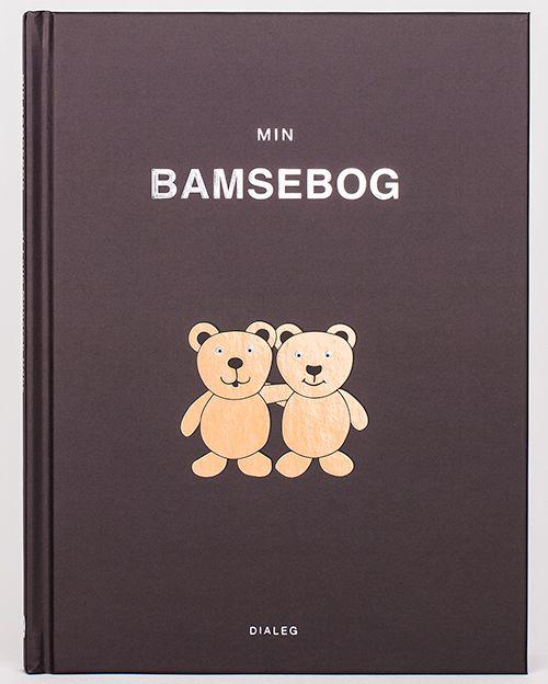 Min Bamsebog (Bog)