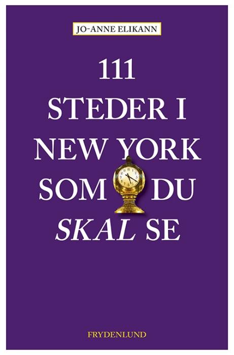 Image of   111 steder i New York som du skal se (Bog)