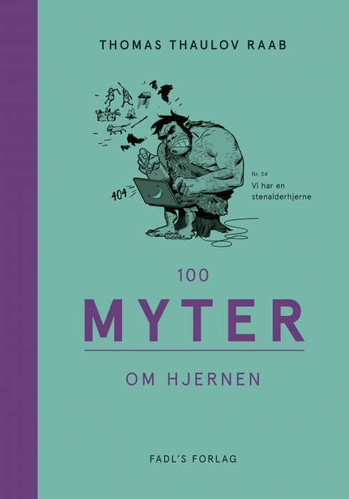 Image of   100 myter om hjernen (Bog)