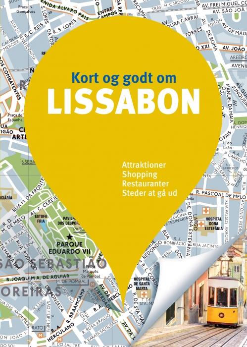 Kort og godt om Lissabon (Bog)