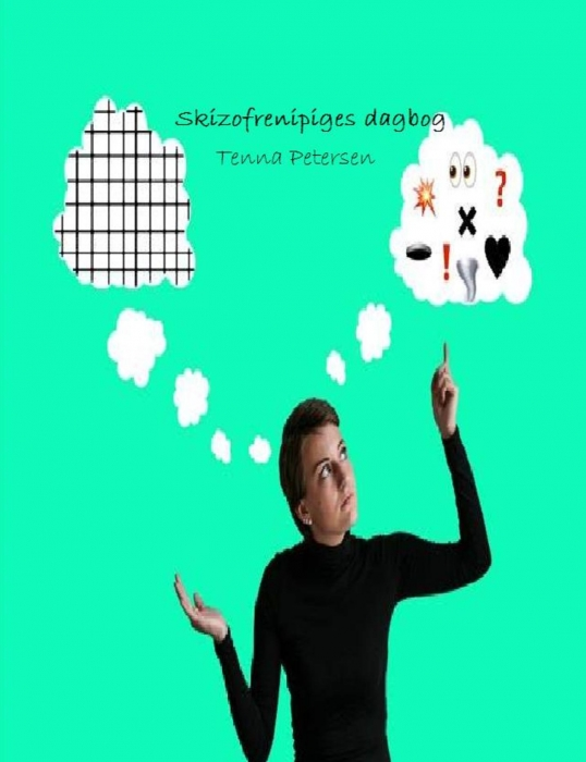 Skizofrenipiges dagbog (Bog)