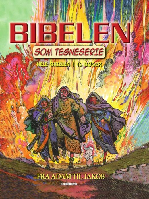 Image of   Bibelen som tegneserie, GT vol 1 soft (Bog)