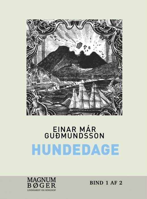 Image of   Hundedage (storskrift) (Bog)