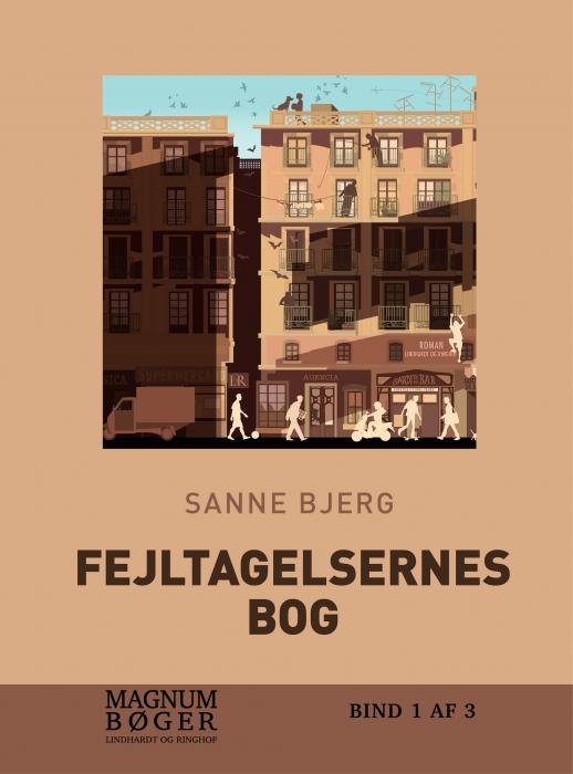 Image of   Fejltagelsernes bog (storskrift) (Bog)