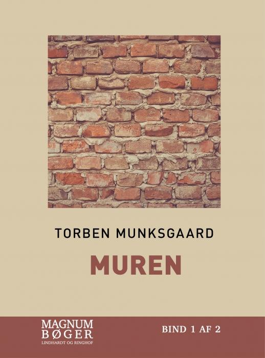 Image of   Muren (storskrift) (Bog)