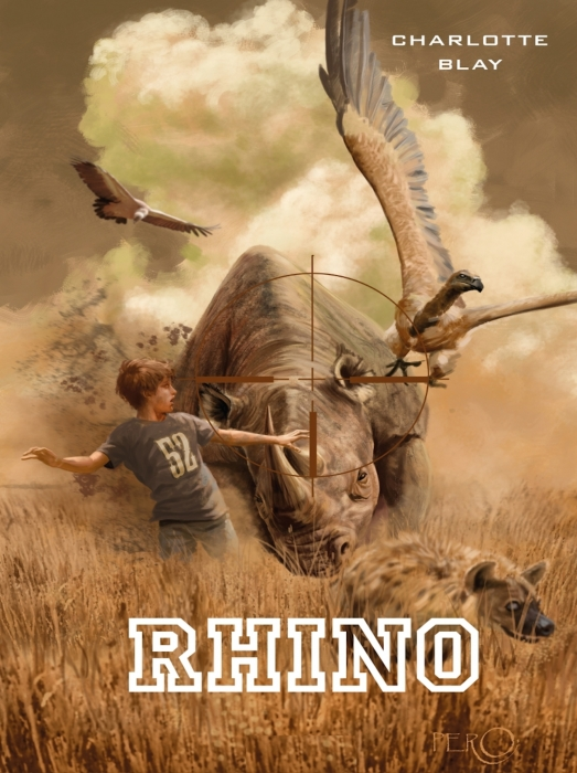 Rhino (E-bog)